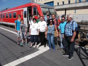 Abfahrt-Limburg
